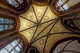 Kirche hl. Engel Peine innen