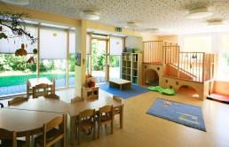 Kindertagesstätte St. Mauritius Hildesheim Spielbereich