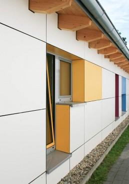 Kindertagesstätte Bockenem außen Fassade