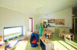 Kindertagesstätte Bockenem Spielbereich