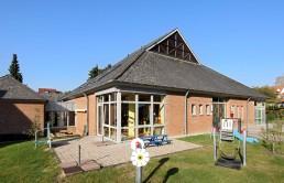 Kindergarten St. Marien Fischbeck außen