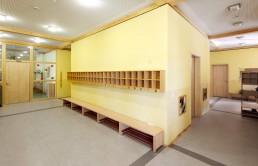 Kindergarten St. Marien Fischbeck Garderobe