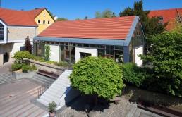 Marienschule Hildesheim Mensa außen