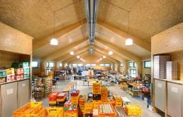 Soziale Warenhalle