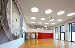 Clemenssaal im Tagungshaus St. Clemens