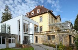 Jugendbildungsstätte Haus Wohldenberg Hubertushaus außen