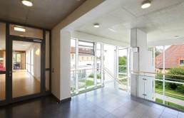 Jugendbildungsstätte Haus Wohldenberg Hubertushaus innen