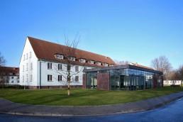 Kirchenamt Hildesheim außen